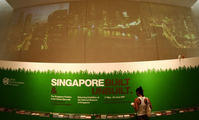 The Singapore National Museum